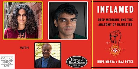 Virtual Event: Rupa Marya and Raj Patel tickets