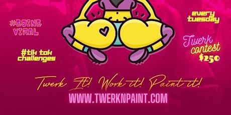 Twerk N Paint- Houston, TX tickets