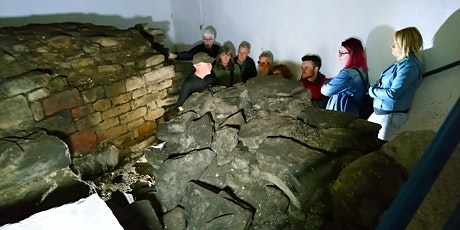 Heritage Open Days Tour and Visit to the remains of Sheffield Castle tickets