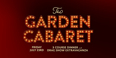 The Garden Cabaret tickets