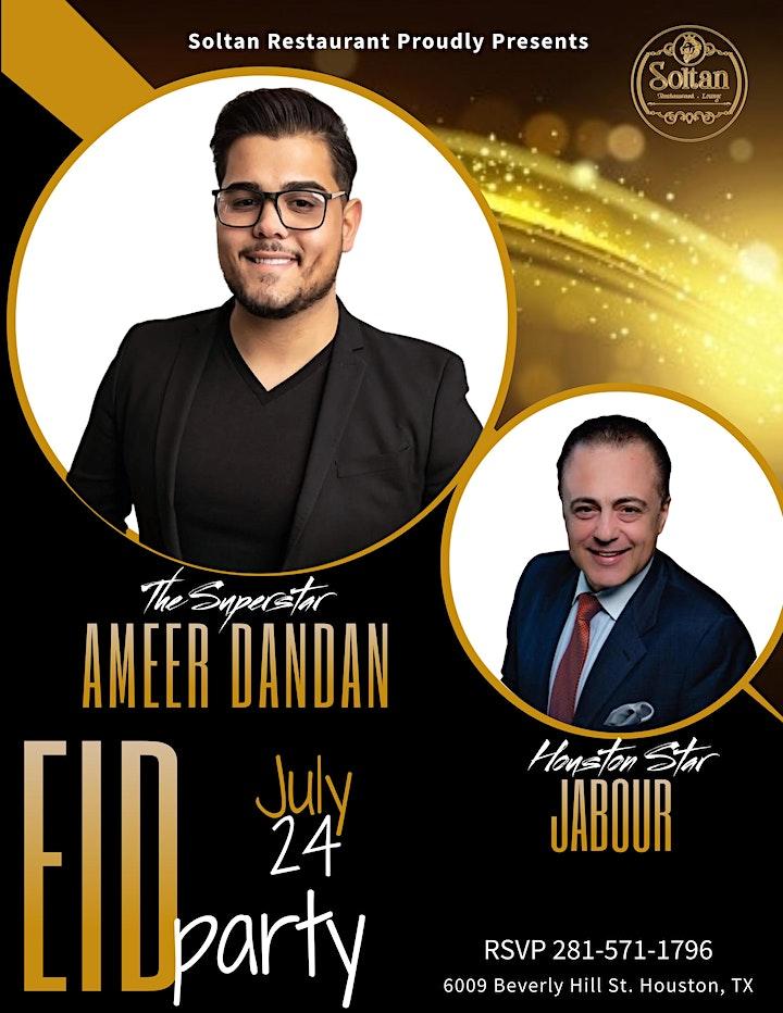 AMEER DANDAN  EID  PARTY image
