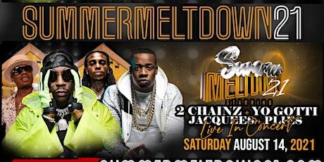 SUMMER MELTDOWN 21 tickets
