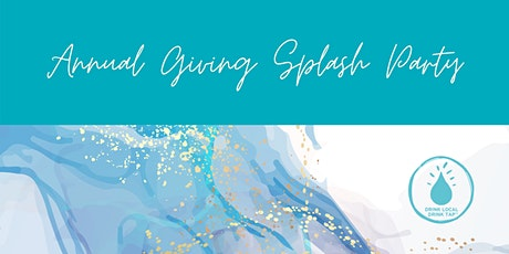 Annual Giving Splash Party 2021 tickets