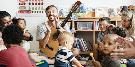 Lil Rock Stars: Infant & Toddler Music Program! tickets