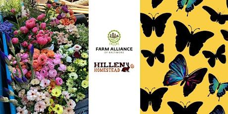 BBUFA Field Day:  Introduction to Flower Farming tickets