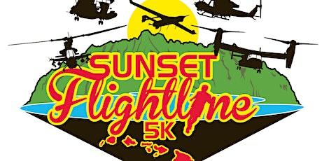 2021 Sunset Flightline 5K tickets