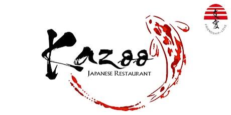 Yu-Ai Kai Kazoo Zaru Soba Bento Fundraiser tickets
