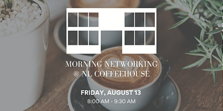 8/13/2021 Morning Networking Mixer tickets