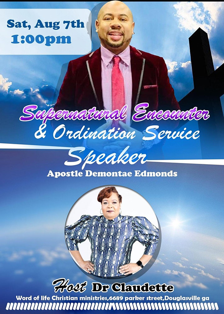 Supernatural Encounter Service (ATL) image
