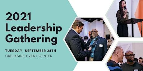 2021 Leadership Gathering tickets