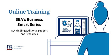 SBA Business Smart Series: Go (Session 3 of 3) tickets