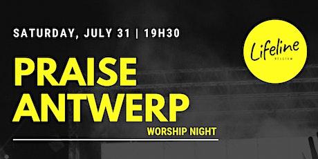 Praise Antwerp - Worship Night tickets