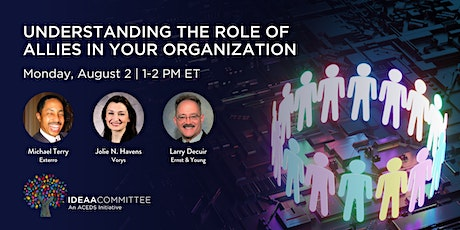 Understanding the Role of Allies in Your Organization tickets