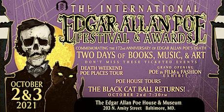 2021 International Edgar Allan Poe Festival & Awards tickets