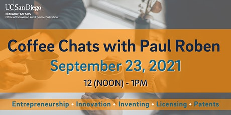Coffee Chats With Paul Roben tickets