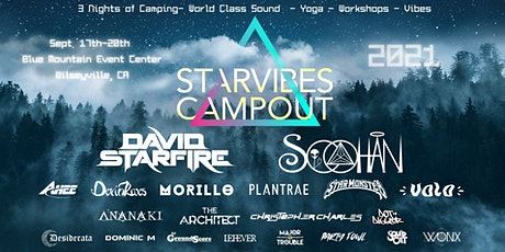 Starvibes Campout 2021 tickets