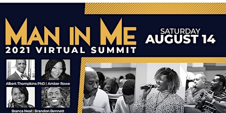 """Man In Me Summit 2021  """"Weathering the Storm"""" tickets"""
