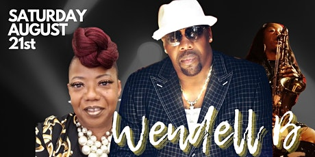 """Wendell B """"The Boss"""" Live Lubbock, Texas tickets"""