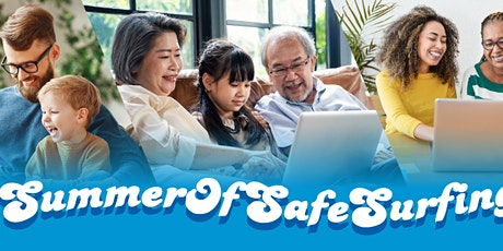 Safe and Secure Online for Seniors tickets