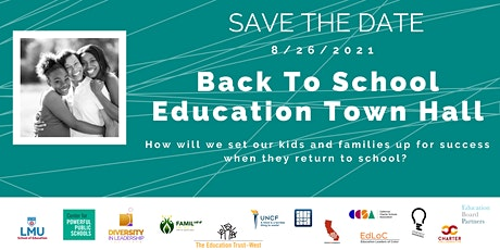 Schools We Deserve: Equitable Education for Students of Color tickets