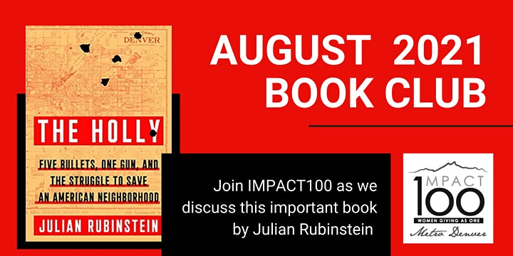 Impact100 August 2021 Book Club - The Holly by Julian Rubinstein image