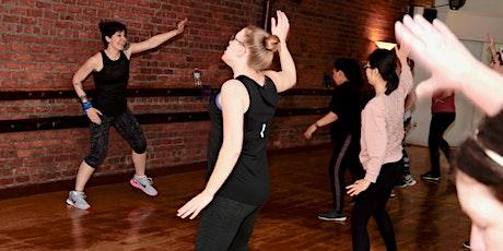 Dance w/ Sheila - Zumba Fitness Class ANN ARBOR tickets