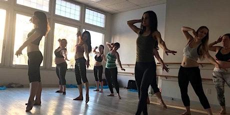 Dance w/ Sheila - Bellydance Fitness Class ANN ARBOR tickets