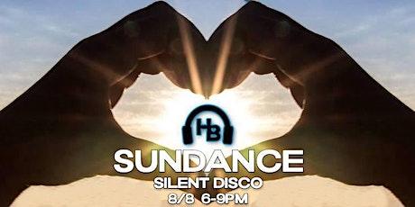 Heartbeat Silent Disco | SUNDANCE | PDX | 8/8 | 6-9pm tickets