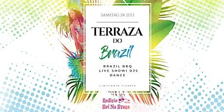 Terraza do Brazil tickets