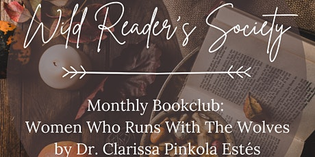 Wild Reader's Society: A Monthly Gathering tickets