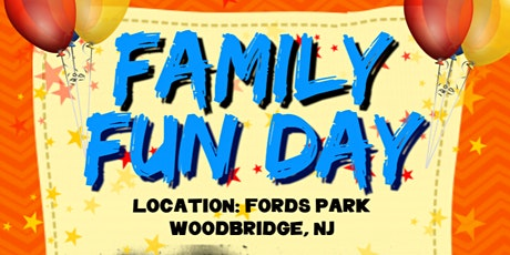 FAMILY FUN DAY! tickets