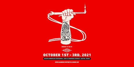 The Handbuilt Motorcycle Show 2021 tickets