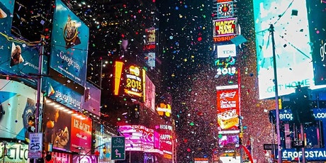 Rosie O'Grady's 2021 New Year's Eve Times Square Celebration! tickets