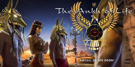 The Ankh of Life Escape Room tickets