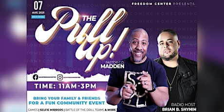 The Pull Up - A Freedom Center Community Event tickets