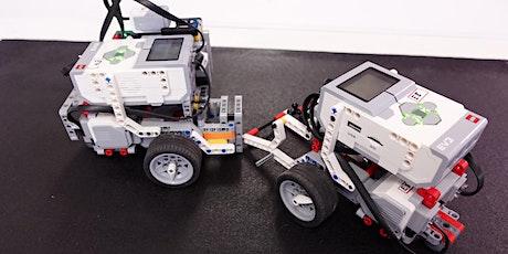 Sumo LEGO Robotics Workshop tickets