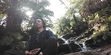 Meditation and mindfulness for healing and wellness with Steve Chin tickets