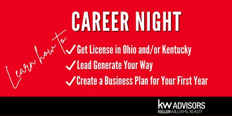 Career Sessions - How to get started in Real Estate? tickets