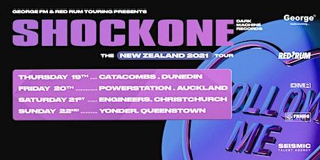 SHOCKONE | Dunedin tickets