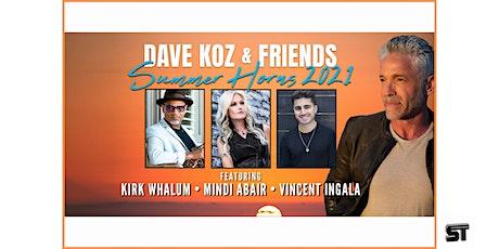 Dave Koz & Friends Summer Horns 2021 tickets