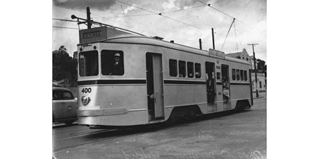 Brisbane trams and their contribution to Brisbane's development tickets