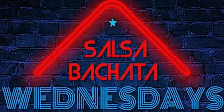 Salsa & Bachata Wednesdays tickets