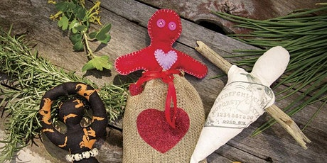 Witch & Stitch: Intention Doll Making tickets
