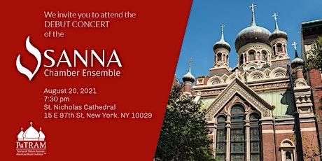 Debut Concert - Osanna Chamber Ensemble tickets