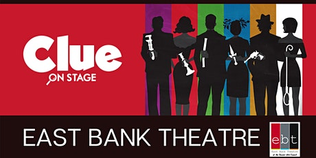 CLUE: ON STAGE tickets