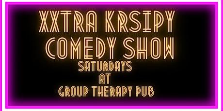 XXTRA KRISPY COMEDY SHOW tickets