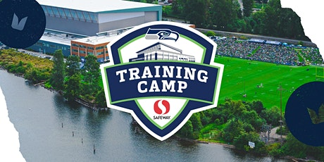 2021 Seahawks Training Camp presented by Safeway - Tuesday, August 3 tickets
