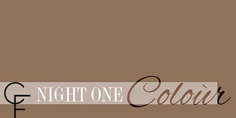 Night 1: Coloùr (VIP only) tickets