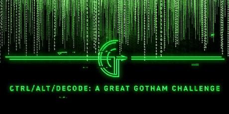 GGC: Ctrl / Alt / Decode MMXXI tickets