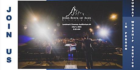 JRAM Surrey Worship Service tickets